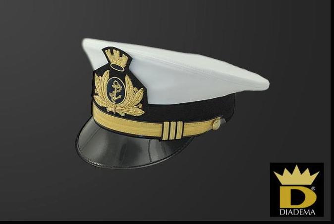 Berretto Marina Militare da Ufficiale inferiore - Articoli militari -  Berretti f8d67c831fb3